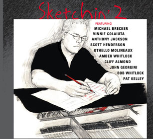 "Featured recording ""Sketchin' 2"""
